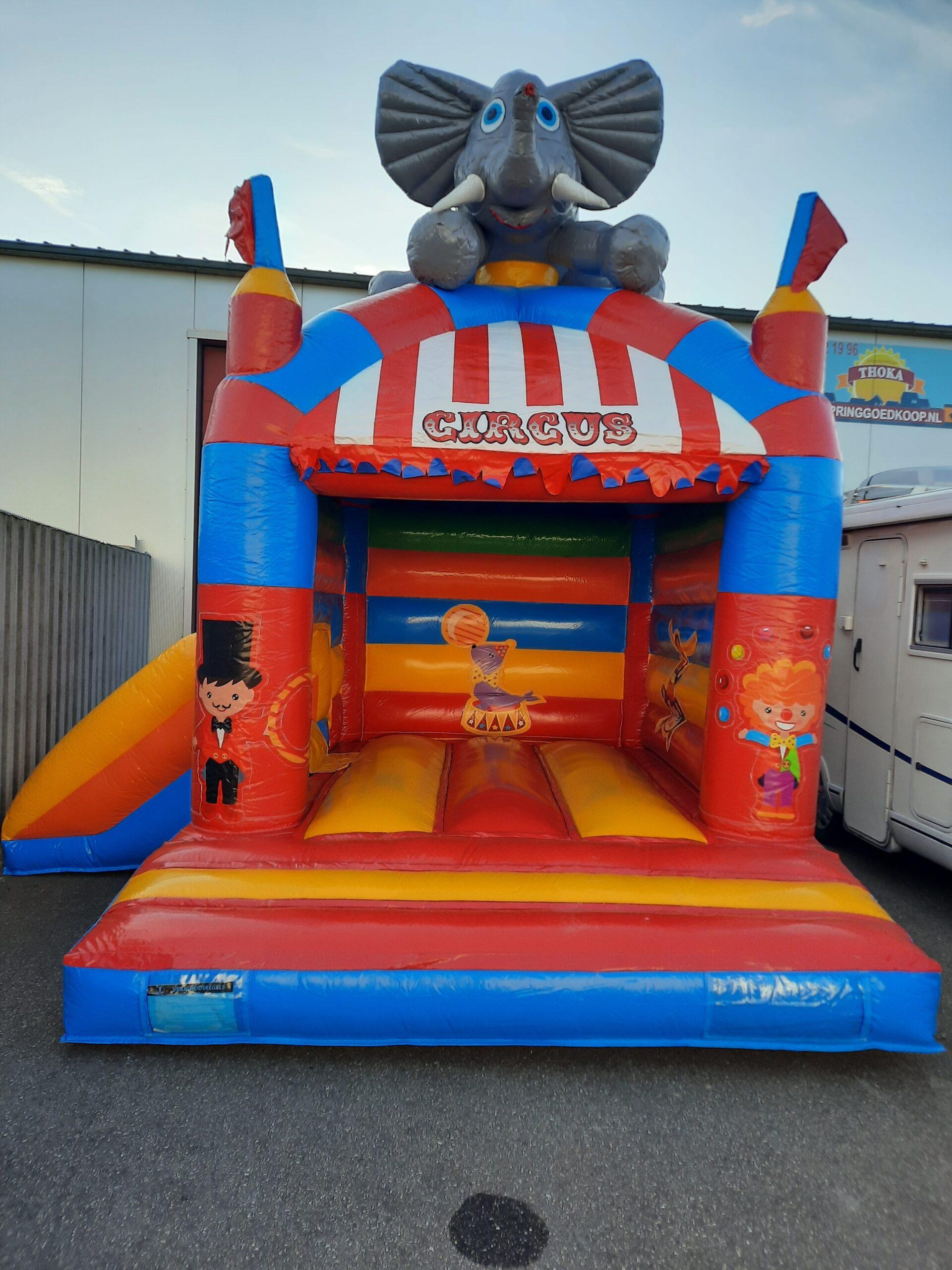 springkussen-circus